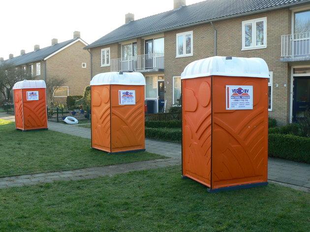 Mobiel Toilet Kopen : Toiletverhuur voor en door professionals verno